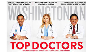 World-Renowned Hip Arthrosopy Surgeion - Andrew Wolff, MD - Washingtonian Top Docs 2017